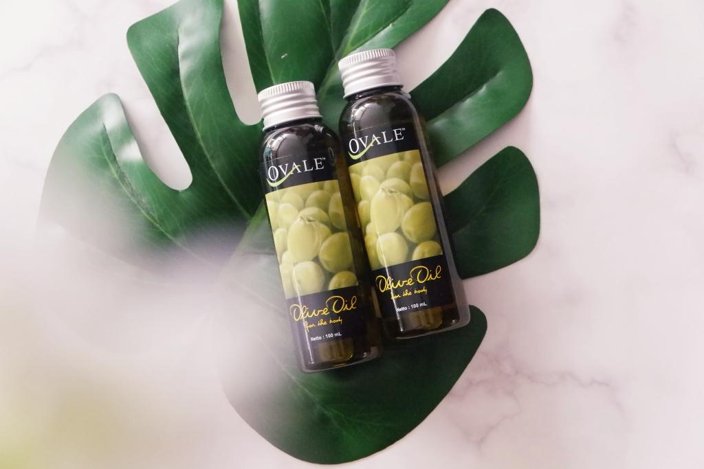 perawatan-kulit-dengan-ovale-olive-oil